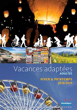 Catalogue Handiligue Hiver-printemps 2019